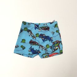 COSTUME PISCINA BOXER JR