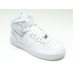 AIR FORCE 1 MID (GS) BIANCO