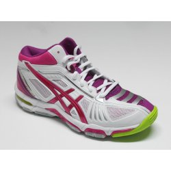 GEL-VOLLEY ELITE 2 MT BIANCO MAGENTA