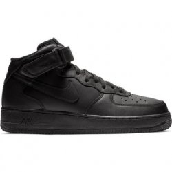 AIR FORCE 1 MID NERO