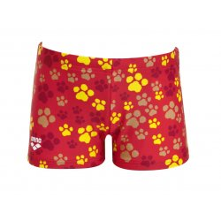 COSTUME SHORT PAW PETROL BAMBINO ROSSO