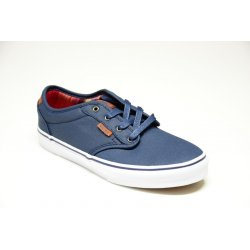ATWOOD DX CANVAS BLU