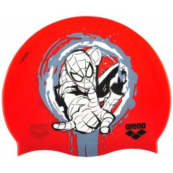 CUFFIA PISCINA SILICONE JR SPIDERMAN ROS