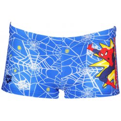 COSTUME SHORT `SPIDERMAN` AZZURRO