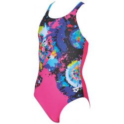 COSTUME PISCINA INTERO BAMBINA FUXIA FAN