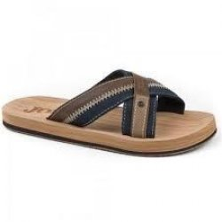 S.GOMERA MEN 803 MARRONE BLU