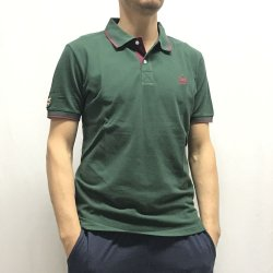 POLO M. CORTA BASIC UOMO