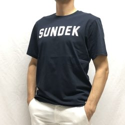T-SHIRT M. CORTA SUNDEK WRITING UOMO