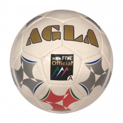 PALLONE AGLA BOLA FIVE OFF C. A 5