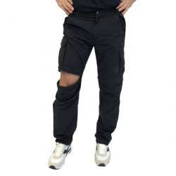 PANTALONE OUTDOOR CON ZIP UOMO